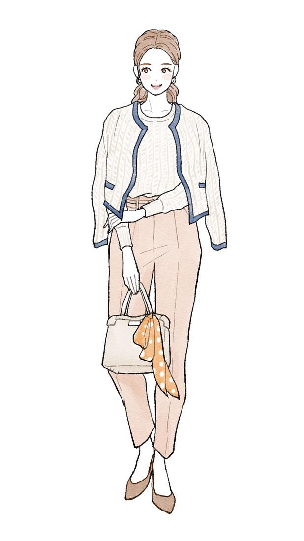 パーソナルイメージ 令嬢・コンサバタイプ