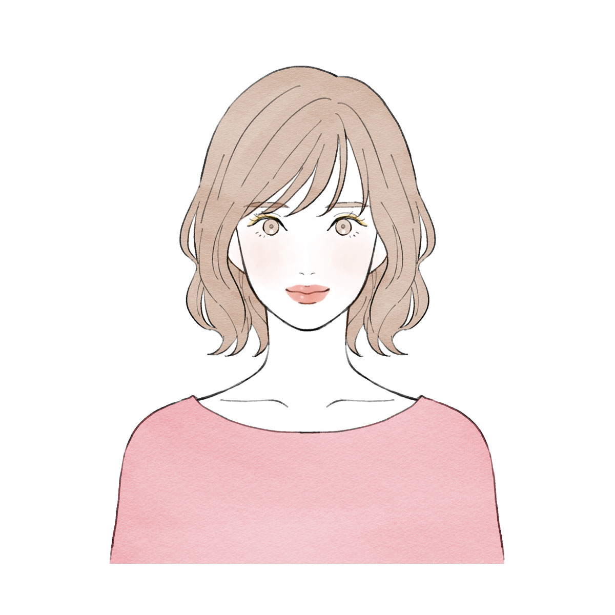 カラー診断 スプリングのイメージ